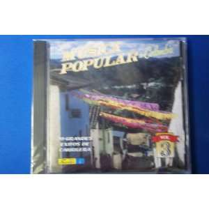 Musica Popular De Colombia 3 Various Artists Music