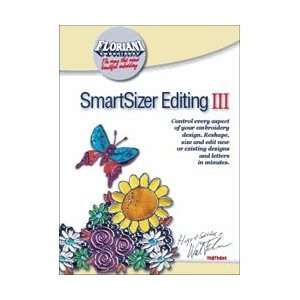 SmartSizer Editing III Embroidery Software Arts, Crafts & Sewing