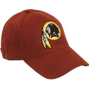 Washington Redskins NFL Red Team Logo Hat Sports