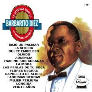 Leyenda Viva: Barbarito Diez: Music