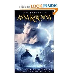 Anna Karenina [Abridged, Audiobook] [Audio CD]