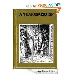 TRANSGRESSION Anton Chekhov , Constance Garnett  Kindle