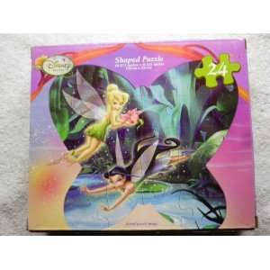 Disney Fairies~ TinkerBell and the Lost Treasure~ 24 Piece