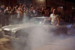 Fast & Furious Vin Diesel, Paul Walker, Michelle