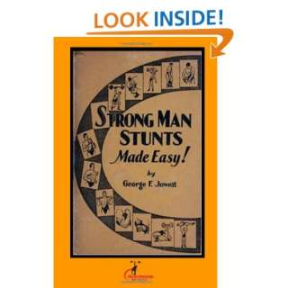 Strong Man Stunts Made Easy (Original Version, Restored