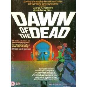 Dead   The Adventure Game of Zombie Terror   Board Game Toys & Games