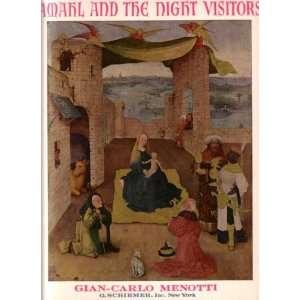 Amahl and the Night Visitors Gian Carlo Menotti Books