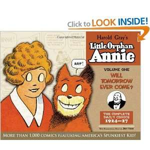 Complete Little Orphan Annie Volume 1 (Complete Little Orphan
