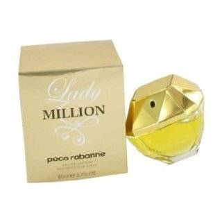 Lady Million Perfume By Paco Rabanne for Women 1.7 Oz Eau