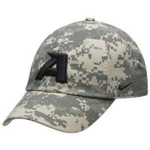 Nike Army Black Knights Camo Campus Adjustable Hat Sports