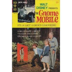 Gnome Mobile #10207 710 Back Issue Comic Book (Oct 1967