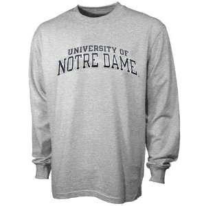 Champion Notre Dame Fighting Irish Ash University Long