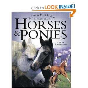 Horses and Ponies (Kingfisher Riding Club) (9780753453438