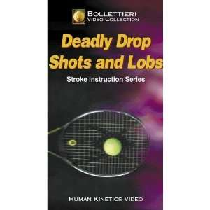 Deadly Drop Shots & Lobs Video   NTSC [VHS] [VHS Tape
