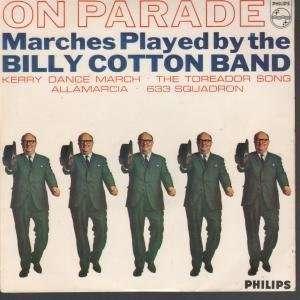 ON PARADE 7 INCH (7 VINYL 45) UK PHILIPS 1966