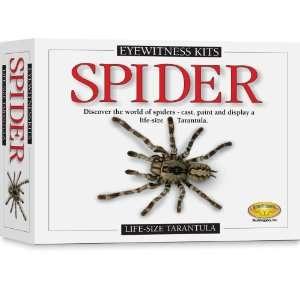 Skullduggery Eyewitness Kit Spider Casting Kit Toys