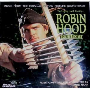 Robin Hood: Men in Tights: Music