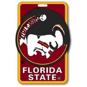Florida State Seminoles Luggage Tag