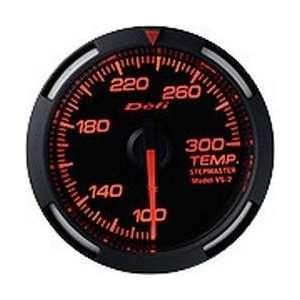 DEFI Red Racer 52mm Temperature (water or oil) Gauge