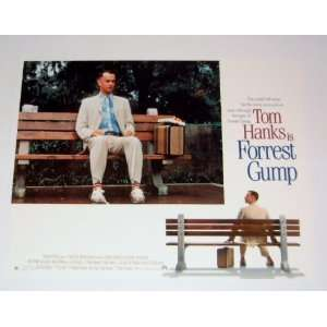 FORREST GUMP Movie Poster Print   11 x 14 inches   Tom Hanks   LC01