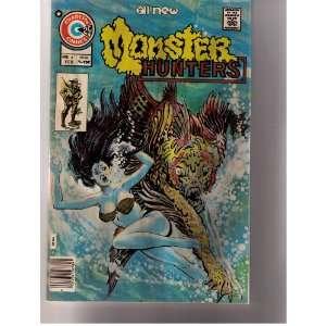 Monster Hunters No. 4 Feb 1976 (Vol. 2)