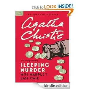 Sleeping Murder (Miss Marple) Agatha Christie  Kindle
