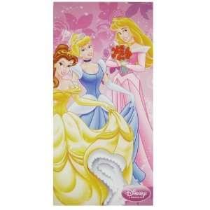Disney Princess Beach Towel  Toys & Games