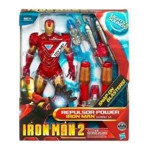 Iron Man New Repulsor Power Iron Man  Toys & Games
