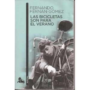 Las bicicletas son para el verano (Coleccion Austral