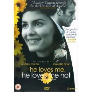 He Loves Me, He Loves Me Not [DVD] [2002]: .co.uk: Audrey Tautou