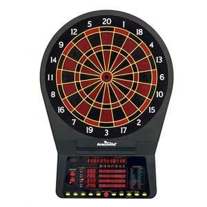 Arachnid Cricket Pro 800 Electronic Dart Board Game Room