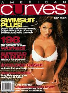 American Curves Magazine Premiere Issue #1  Winter 2002