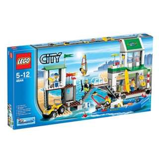 LEGO City Marina building set   4644   Construction toys   Toys