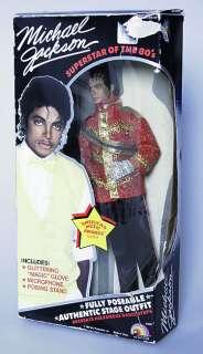 Doll USA Memorabilia DOLL Superstar Doll Michael Jackson DOLL MJJ
