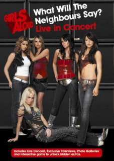 Girls Aloud  What Will The Neighbours Say? Live in Concert [2005] [DVD