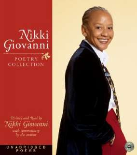 The Nikki Giovanni Poetry Collection CD by Nikki Giovanni   Reviews