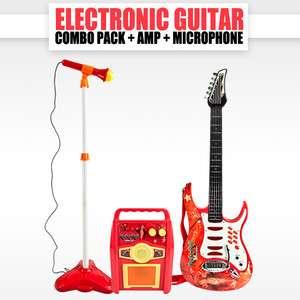 Microphone Amplifier Toy Kids Karaoke Electric Boy Girl Musical Toys