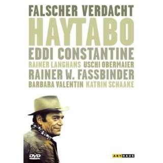 HAYTABO   FALSCHER VERDACHT (Uschi Obermaier) DVD/NEU (4006680041377