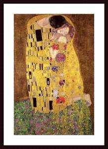 Klimt   The Kiss Poster at Barewalls