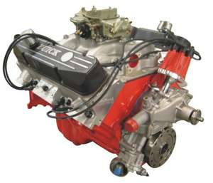high performance small block chevy crate engines by edelbrock Car