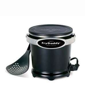 NEW Fry Daddy Deep Fryer (Kitchen & Housewares) Office