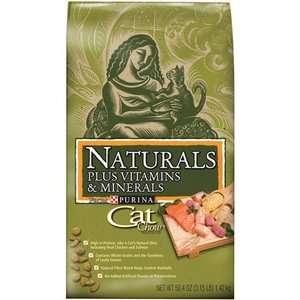 Cat Chow Naturals Naturals Plus Vitamins & Minerals Cat Food
