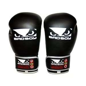 Bad Boy Pro Series 16 oz Leather Sparring Boxing Gloves
