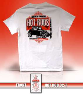 Aesthetic Finishers 1932 Ford Hot Rod T Shirt