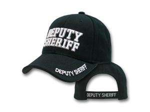 Delux Military Law Enforcement Cap Hat   DEPUTY SHERIFF