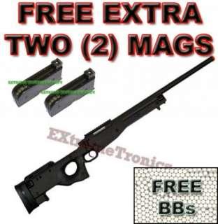 Airsoft AGM L96 AWP Bolt Action Sniper Rifle Gun M4 PKG