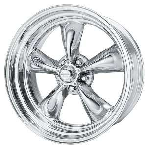 com 17x8 American Racing Custom Torq Thrust II (Polished) Wheels/Rims