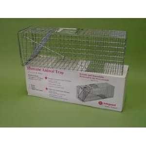 Humane Animal Box Trap, 24 x 7 x 8 Patio, Lawn