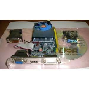 Driver CD, DVI to VGA Adapter, and DVI to HDMI Adapter: Electronics