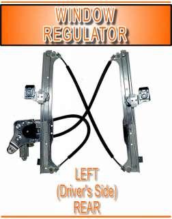 CHEVY SILVERADO PU PICKUP TRUCK POWER WINDOW LIFT REGULATOR & MOTOR